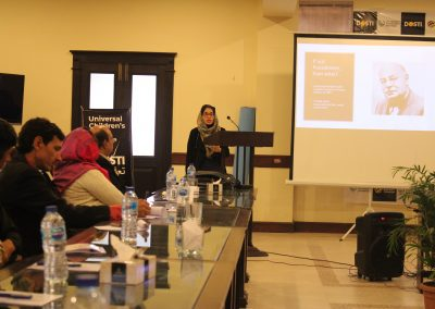 Training Session on 'End violence in and around schools ' on Universal Children's Day 2019