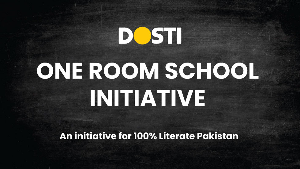 dosti welfare organization one room school (DOORS) Initiate
